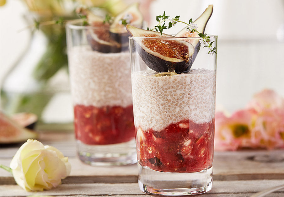 6 Ways to Up Your Chia Pudding Game