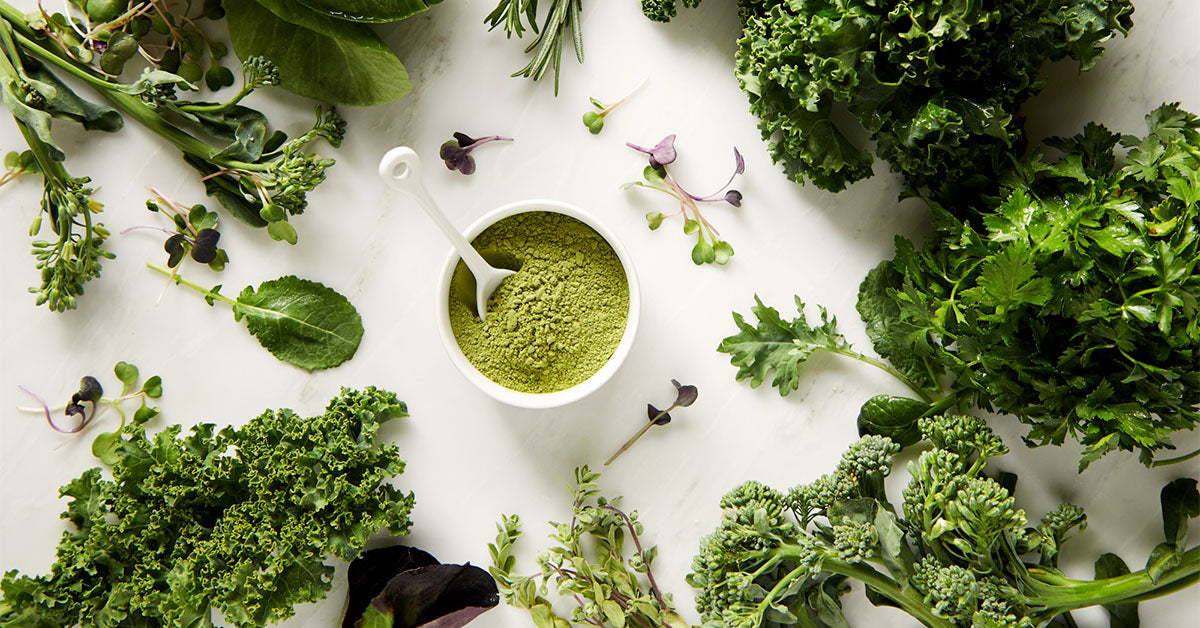 What Makes Greens So Healing?