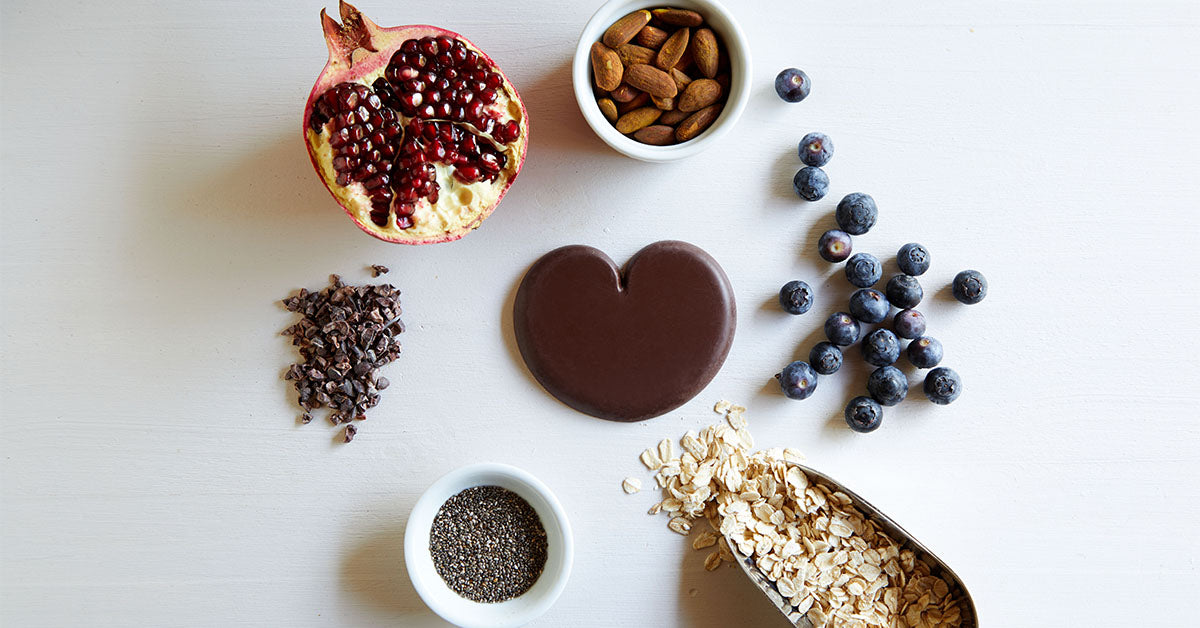 The Top Heart-Healthy Superfoods
