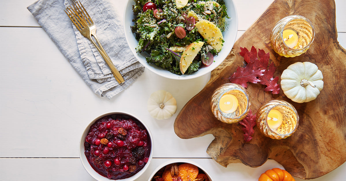 6 Must-Have Superfoods for Your Holiday Table