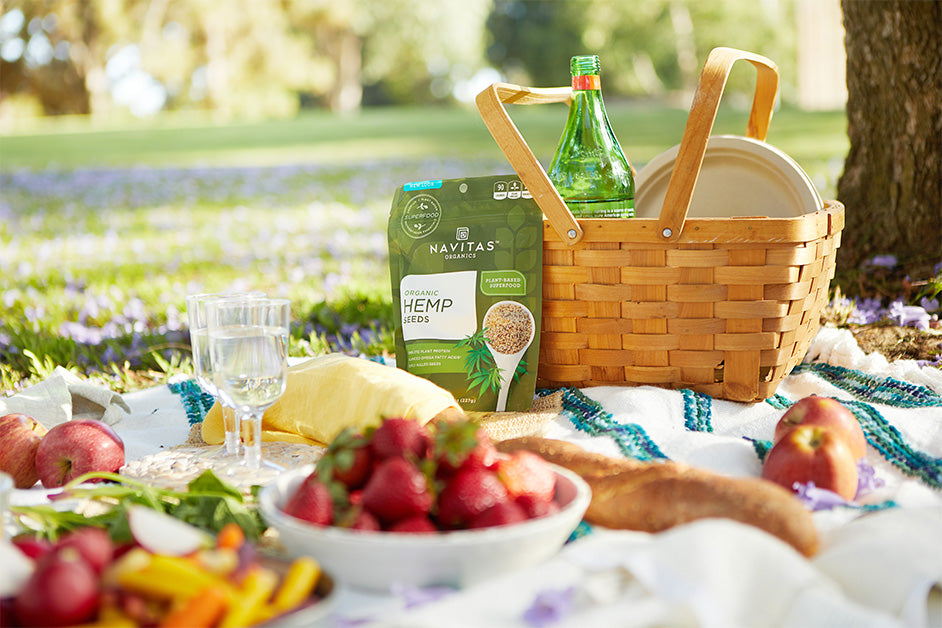 5 Ways to Up Your Picnic Game This Summer