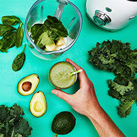 Power Greens Smoothie Recipe