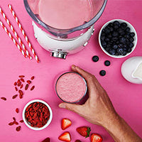 Superberry Banana Smoothie Recipe