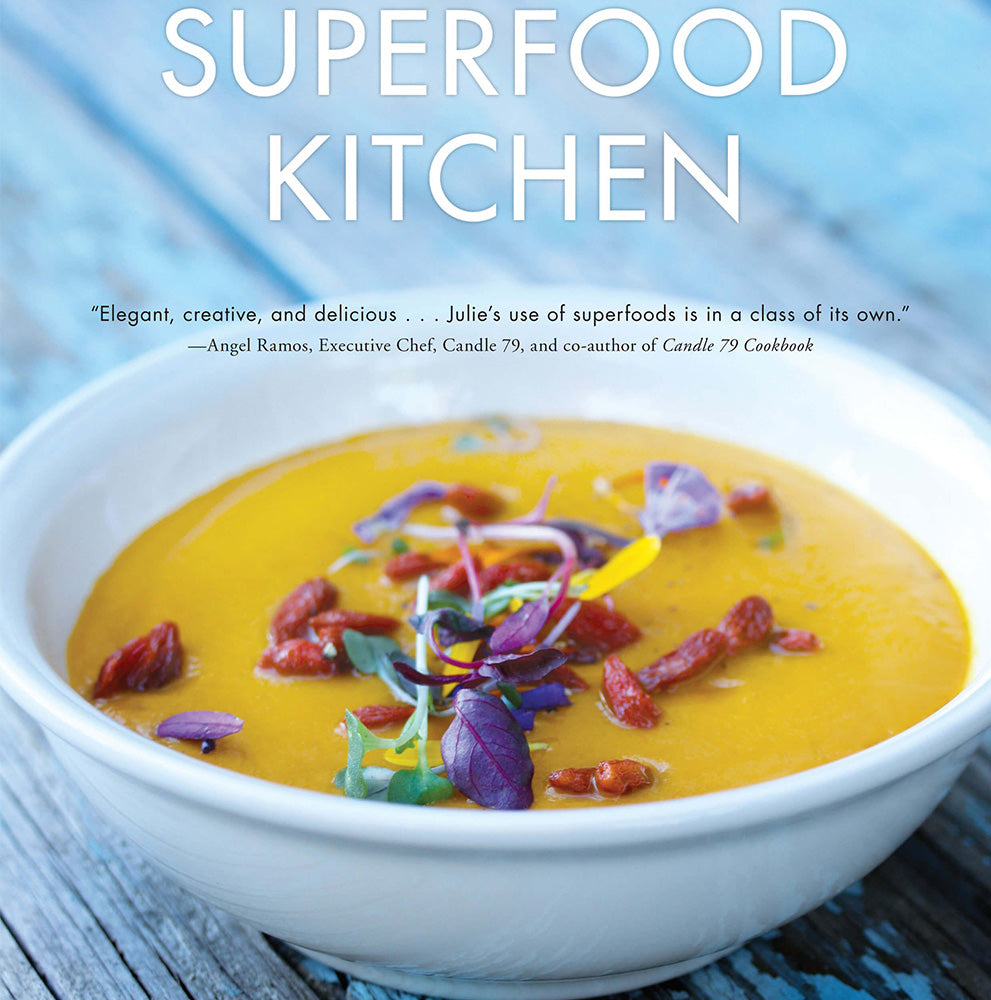 Superfood Kitchen-Hardcover