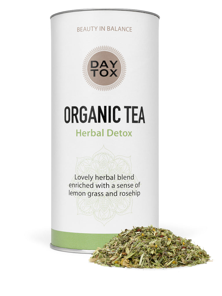 DAYTOX ORGANIC TEA - Herbal Detox