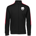 Mens sport - Augusta Performance Colorblock Full Zip- with wolf kanactus logo
