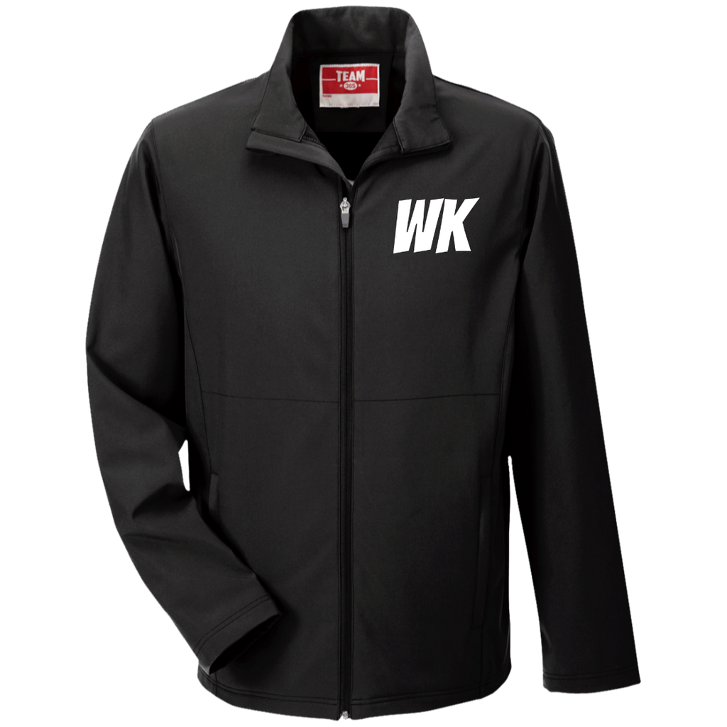TT80 Team 365 Men's Soft Shell Jacket- from Wolf Kanactus with WF