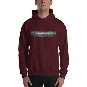 Hooded Sweatshirt- NY from Wolf Kanactus - Wolf Kanactus
