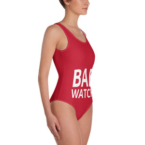 One-Piece Swimsuit- BAE WATCH  from wolf kanactus - Wolf Kanactus