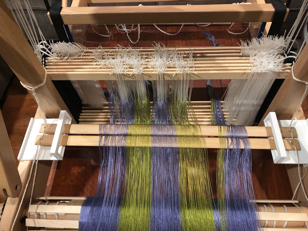 Helping Hands - Makes Warping your Louet Jane loom even easier!