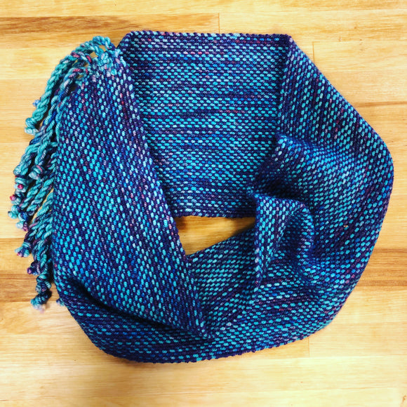 Rigid Heddle Cowl