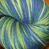 Jaggerspun Kokadjo Sock Yarn with Silk