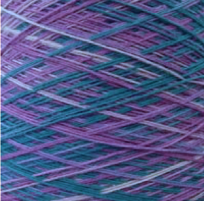 Space Dyed 8/2 Cotton - Brassard