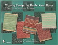 Book - Weaving Designs-Miniature Overshot
