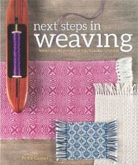 Book - Next Steps in Weaving