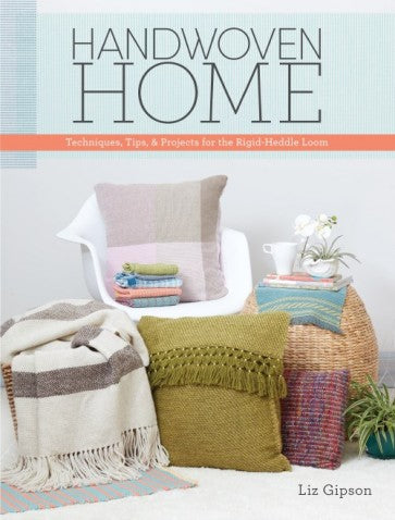 Handwoven Home Book - Rigid Heddle Projects