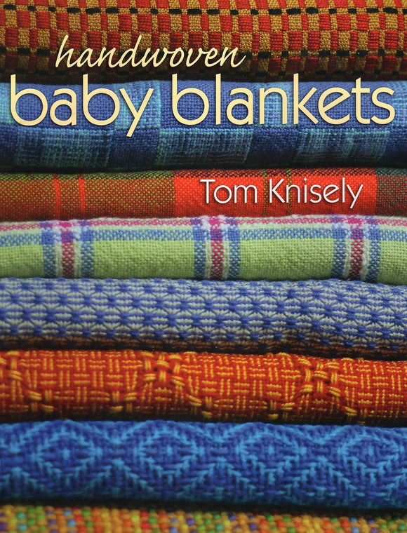Handwoven Baby Blankets - Tom Kinsely