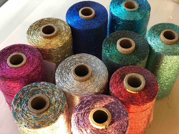 Bling Metallic yarn