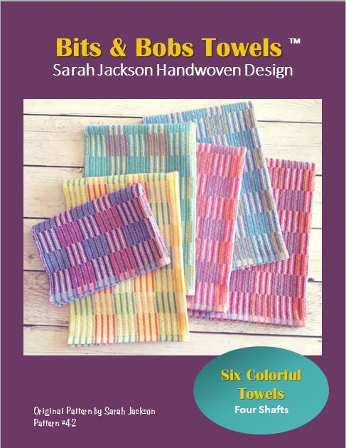 Sarah Jackson Handwoven Design - Bits and Bobs Pattern Download
