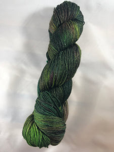 Nerdy Bird Yarns - Cuvette Sparkle