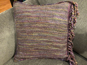 Rigid Heddle Pillow Pattern - PDF Download