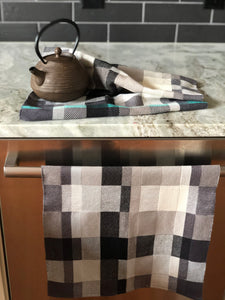 Turned Twill 5-Color Towels Kit