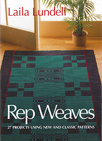 Rep Weaves - Book