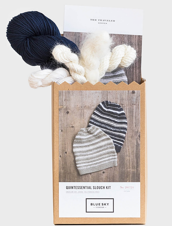 Quintessential Slouch Kit -