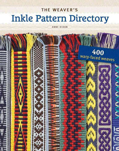 The Weavers Inkle Pattern Directory