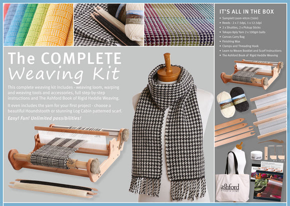 The Complete Weaving Kit - Ashford
