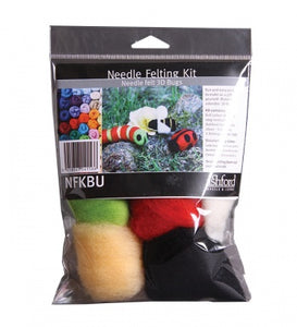 Ashford Beginners Needle Felting Kit