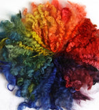 Ashford Wool Dye Rainbow Collection