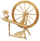 Schacht Reeves Saxony Spinning Wheel