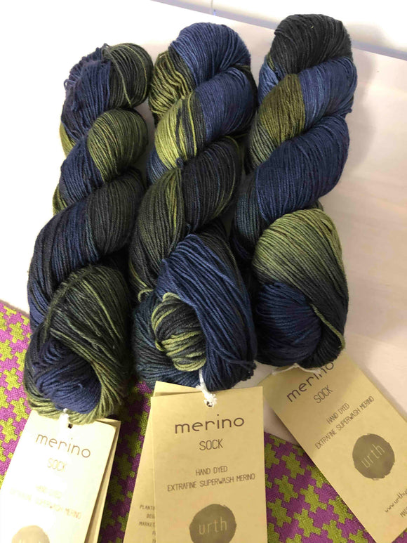 Merino Sock - Urth Yarn