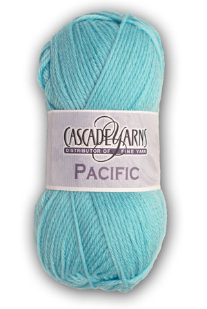 Cascade Pacific - Worsted Weight Washable Yarn