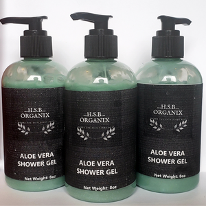 Aloe Vera Shower Gel