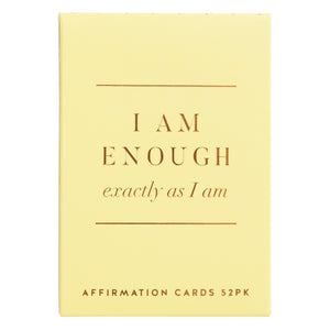Affirmation Cards (52 pack)
