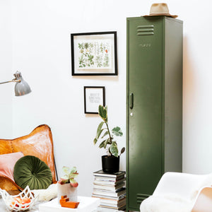 The Skinny Locker - Olive