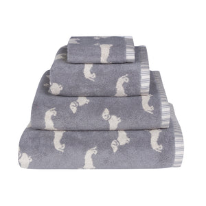 Emily Bond Dachshund Towels