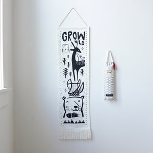 Canvas Growth Chart