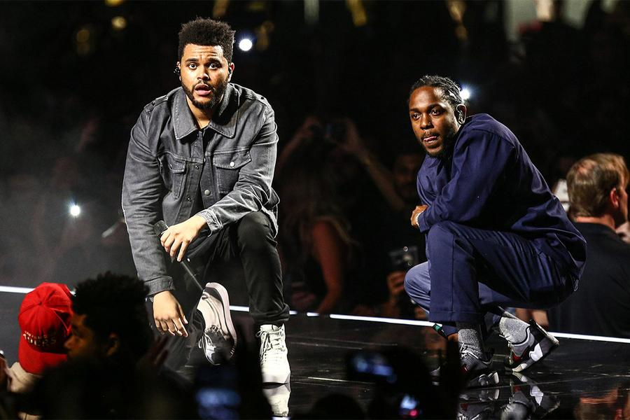 The Weeknd & Kendrick Lamar Drop New Black Panther Collab Track