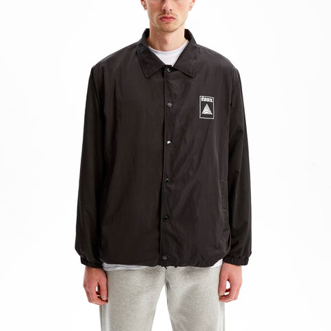 Hanshin Coach Jacket Black