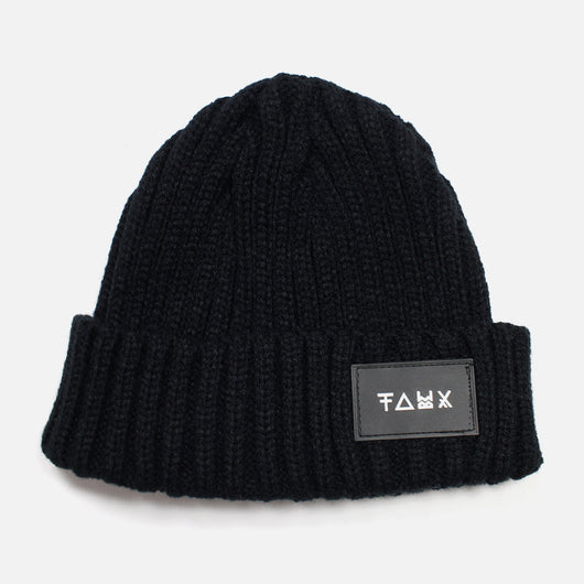 Nasu Black Beanie - Friend or Faux EU