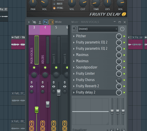 Mixing your vocals: the typical FX plugin chain | BRODUCER by EDWAN - Best EDM FLPs, sample packs & Broducer merch