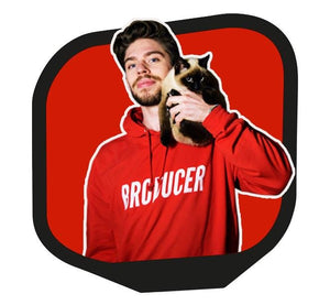 BRODUCER HOODIE - BRODUCER by EDWAN - Best EDM FLPs, sample packs & Broducer merch