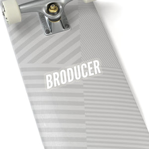 BRODUCER STICKERS - BRODUCER by EDWAN - Best EDM FLPs, sample packs & Broducer merch
