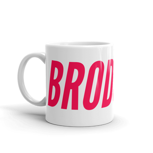 THE BRODUCER MUG (FLASH RED) - BRODUCER by Edwan