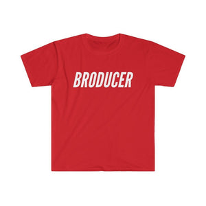 THE BRODUCER T-SHIRT - BRODUCER by EDWAN - Best EDM FLPs, sample packs & Broducer merch