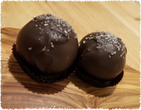 Dark Salted Caramel Whoopie Ball 6 Pack