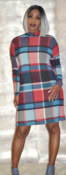 The Leah Color-block Dress